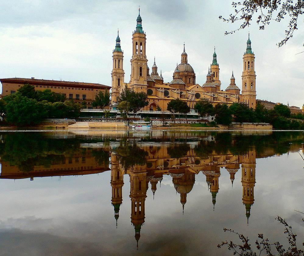 El Foton 2015. Arquitectura y Patrimonio Cultural. Octavo Puesto. Jose. España - Dos veces bella - Tomada en Zaragoza el 09/06/2014