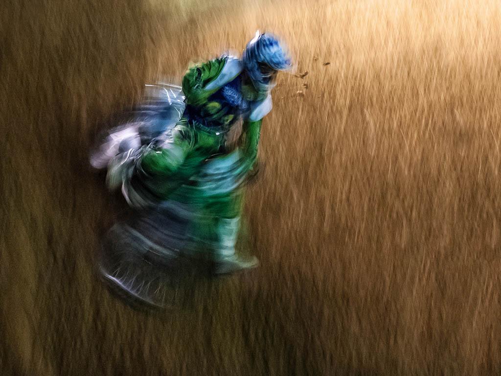 El Foton 2015. Aventura.  Décimo Puesto. Gonzalo Díez Renobales. España - El peralte - Tomada en Bilbao el 20/10/2007