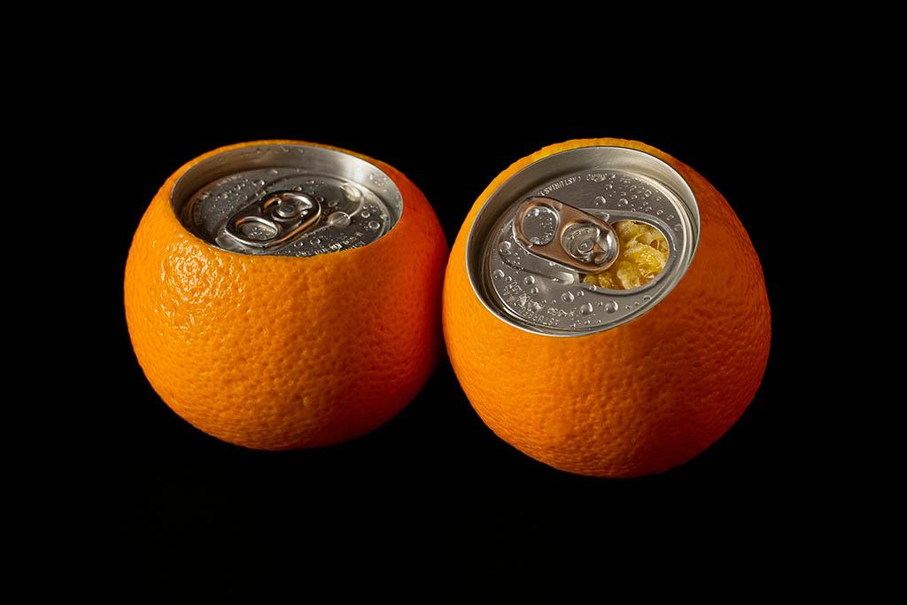 El Foton 2015. Creatividad Fotográfica. Sexto Puesto,  Tomás Melgosa Sebastián.  orange - Tomada en burgos el 3/1/2011