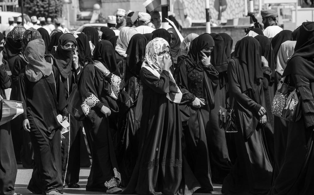 Categoría Reportaje. Décimo Puesto. Alicia Ortego. Oman- Festival de Nizwa