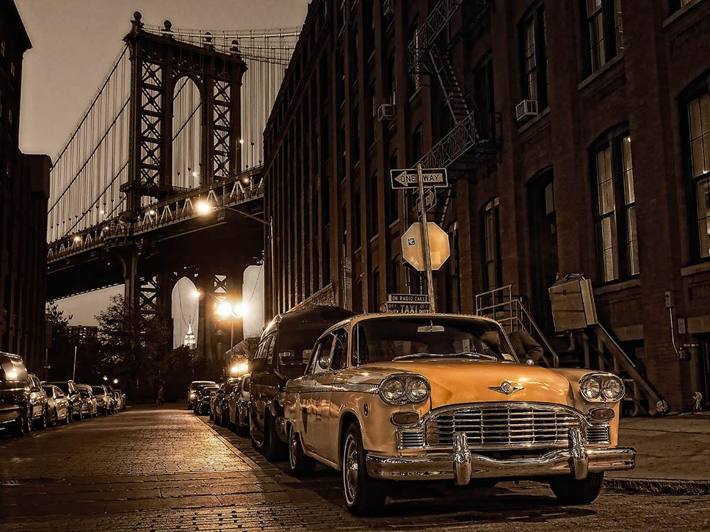 El Foton 2015. Arquitectura y Patrimonio Cultural. Décimo Puesto. Fernando Méndez Ramos.  Estados Unidos- Puente de Brooklyn - Tomada en Brooklyn, New York el 19/10/2013