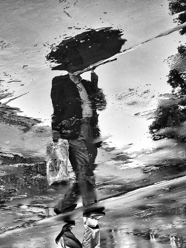 El Foton 2015. Creatividad Fotográfica. Quinto Puesto. Fernando Méndez Ramos. Día de lluvia - Tomada en Maihama el 29/05/2012